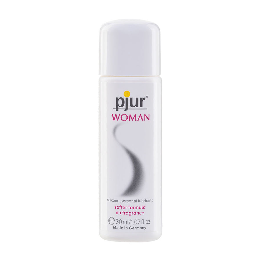 Bottle of pjur woman lubricant