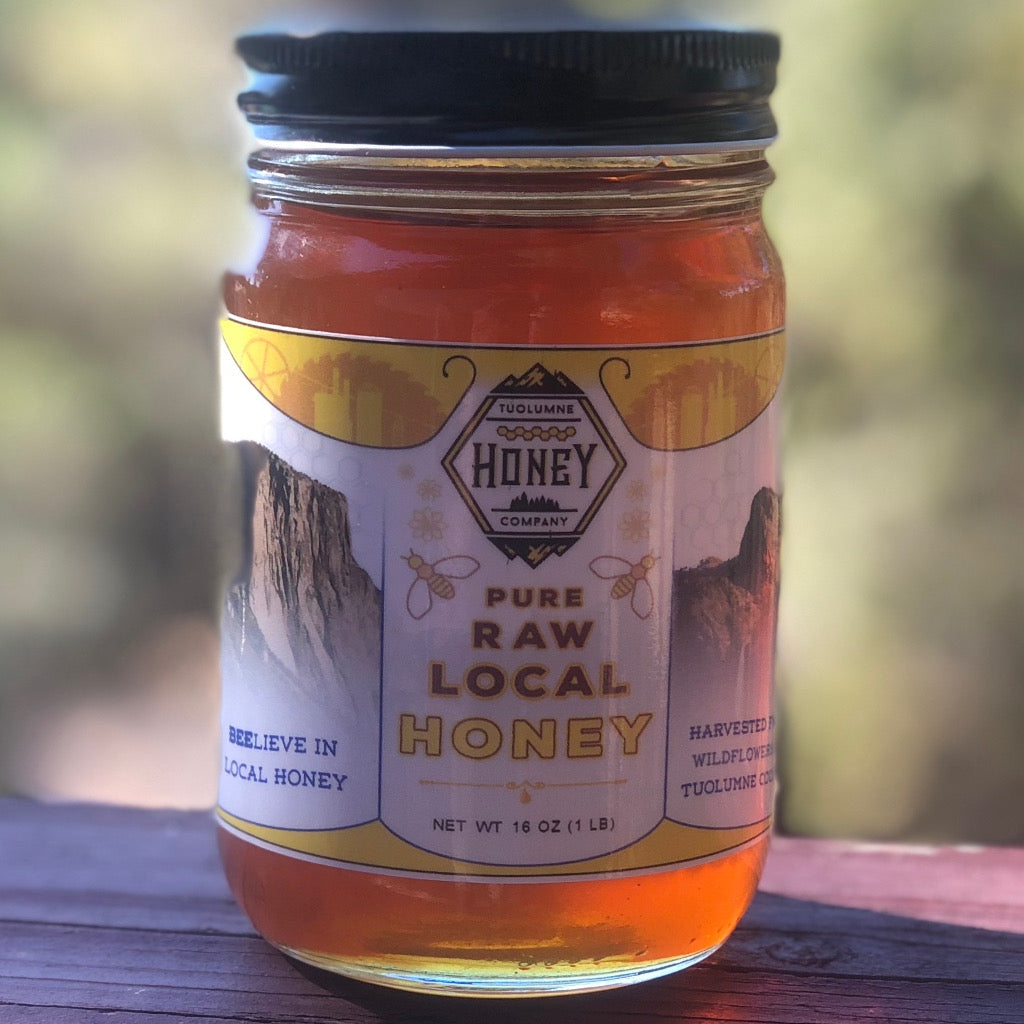 Tuolumne Honey Company's Wildflower Honey