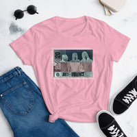 Women's Anti-Violence T-Shirt