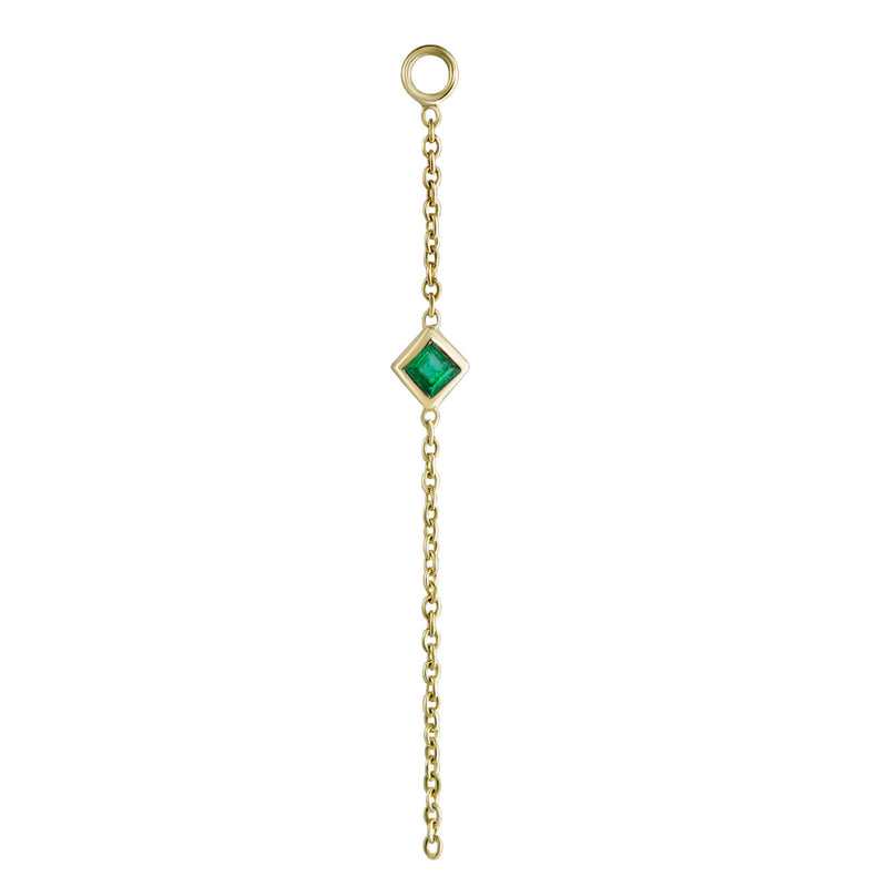 Metier by tomfoolery: Emerald Chain Plaque