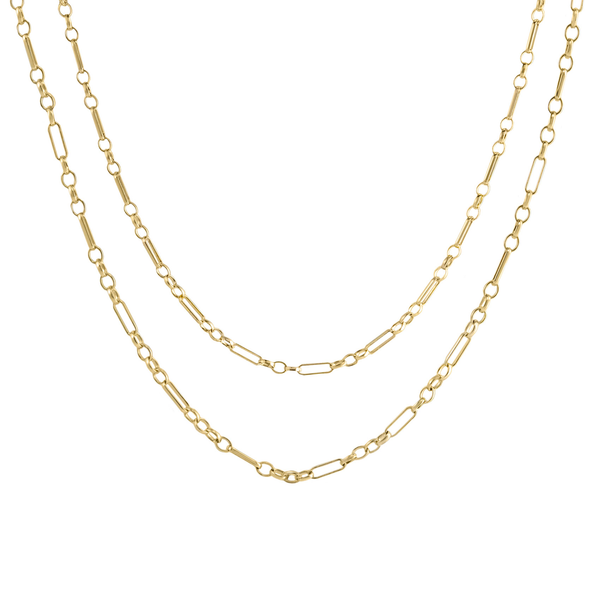 Metier by tomfoolery: Eiffel Chain Necklace