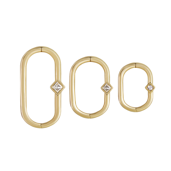 metier by tomfoolery: diamond plaque adapters