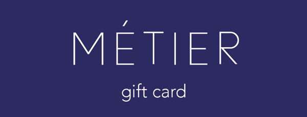 Métier by Tomfoolery Gift Card
