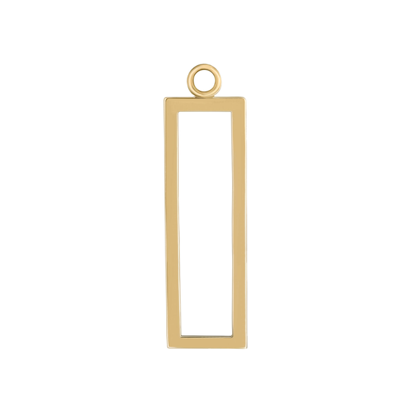 metier by tomfoolery: Ouvert Tall Rectangle Plaque