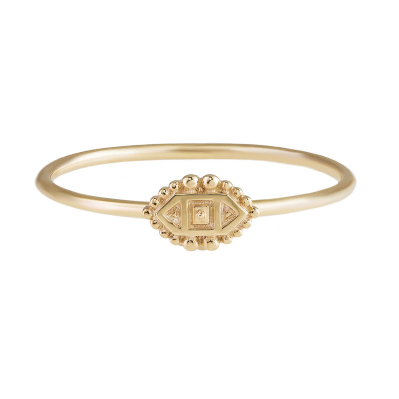 metier by tomfoolery: Dala Stacking Rings