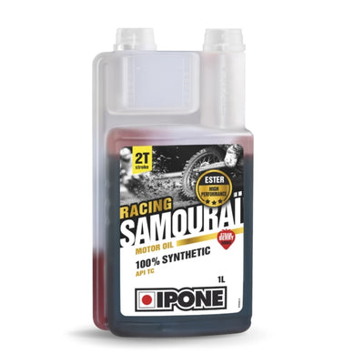 Ipone Samourai Racing Motor Oil (Strawberry Scent)