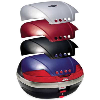 GIVI REPLACEMENT COVER COLOURED LIDS FOR V46