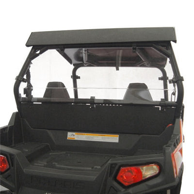 Direction 2 Rear Windshield & Back Panel Combo Fits Polaris  Part# RZR2002GP