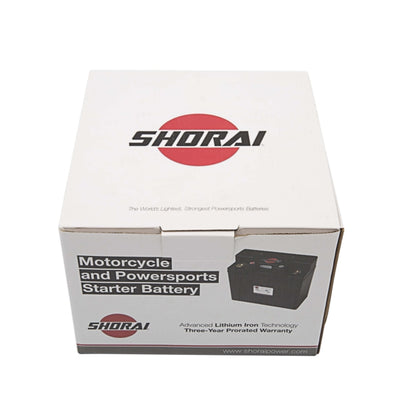 Shorai LFX Battery LFX27A3-BS12  Part# LFX27A3-BS12