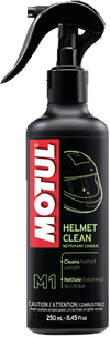 Motul M1 HELMET CLEAN 250ML (8.45OZ)