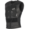 ALPINESTARS Track 2 Protection Vest Black - Chest and Back protector