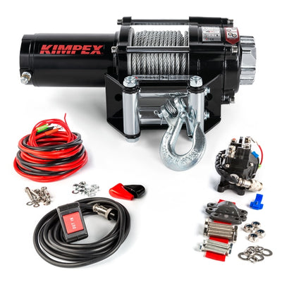 Kimpex 3500 lbs Winch Kit  Part# #3500