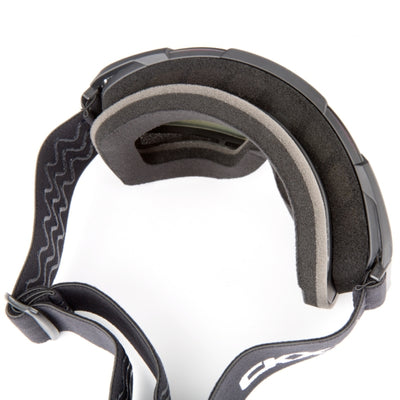 CKX Ghost Goggles, Winter Matte Black  Part# GOG YH90/BK M/DL RR