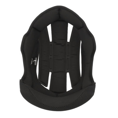 CKX Titan Helmet Replacement Head Liner Winter Gray/Black