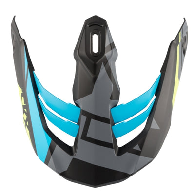 CKX Replacement Peak for Titan Helmet, Altitude Graphic