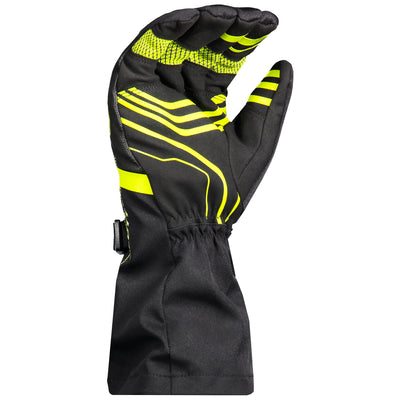SCOTT GLOVES CUBRICK BLACK/LIME GREEN
