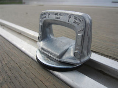 Superclamp T-Style Deck Hook