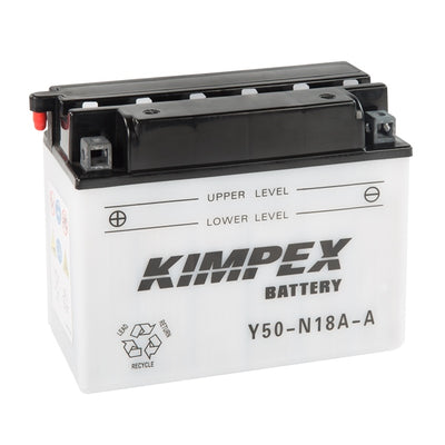 Kimpex Battery YuMicron Y50-N18A-A  Part# H50-N18A-A