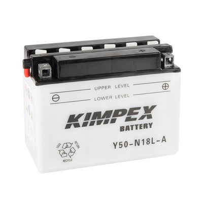 Kimpex Battery YuMicron Y50-N18L-A  Part# H50-N18L-A