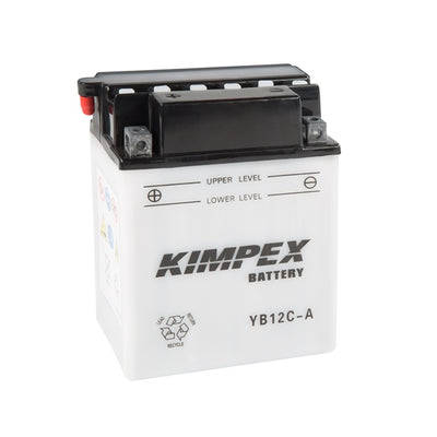 Kimpex Battery YuMicron YB12C-A  Part# NULL