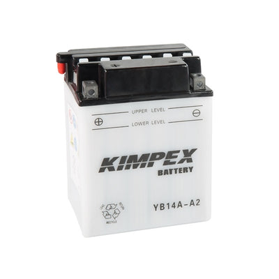 Kimpex Battery YuMicron YB14A-A2  Part# HB14A-A2