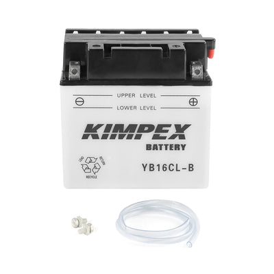 Kimpex Battery YuMicron YB16CL-B  Part# NULL