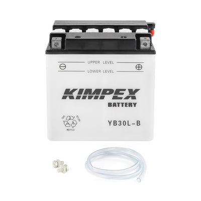 Kimpex Battery YuMicron YB30L-B  Part# HB30L-B