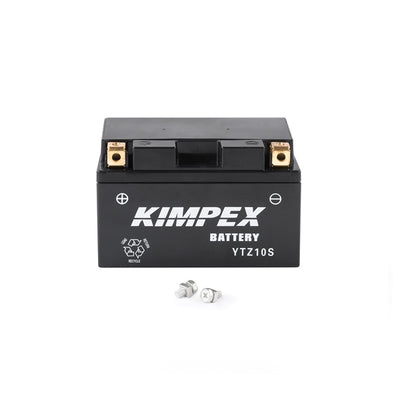 Kimpex Battery Maintenance Free AGM High Performance YTZ10S  Part# NULL