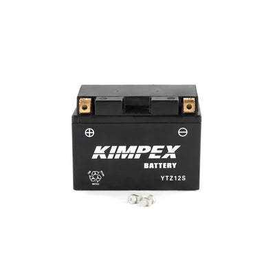 Kimpex Battery Maintenance Free AGM High Performance YTZ12S  Part# HTZ12S
