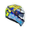 HELMET AGV K-3 SV ROSSI WINTER TEST 2016