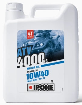 Ipone ATV 4000 RS Motor Oil