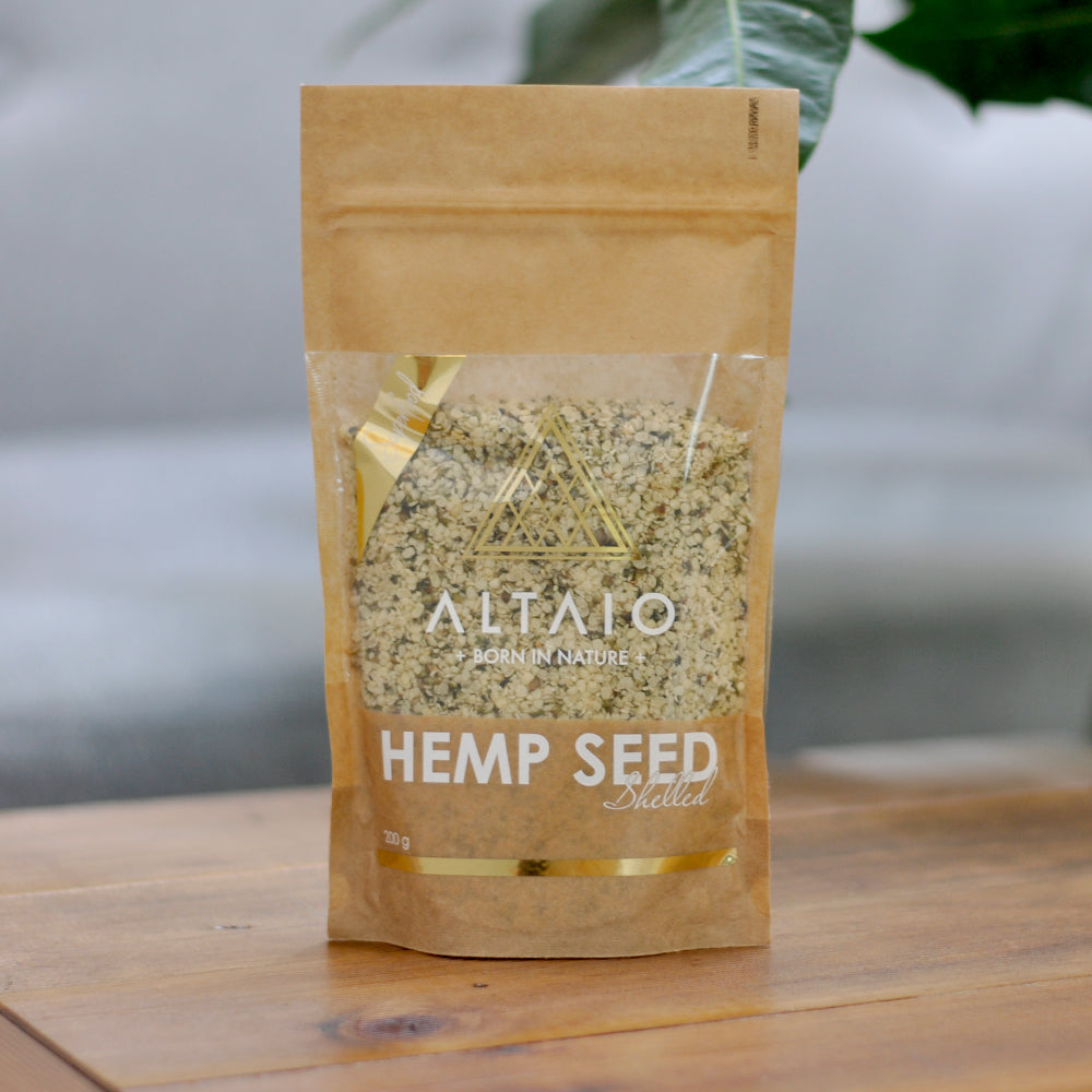 Hemp Seed (Shelled)