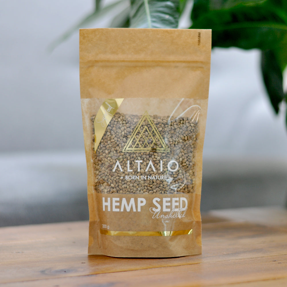 Hemp Seed (Unshelled)