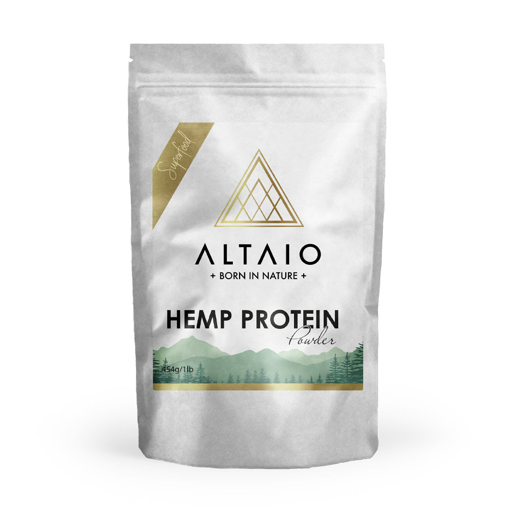 Hemp Protein Powder (1lb)