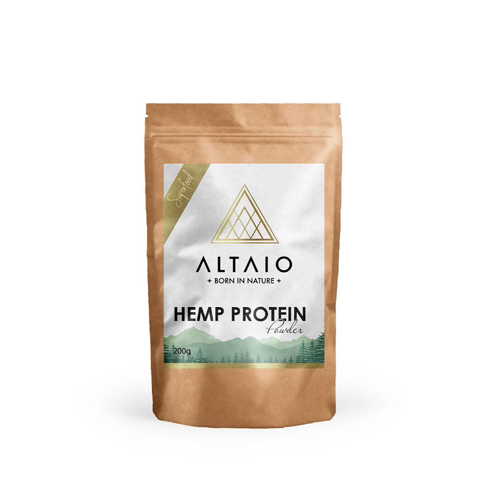 Hemp Protein Powder (200g)