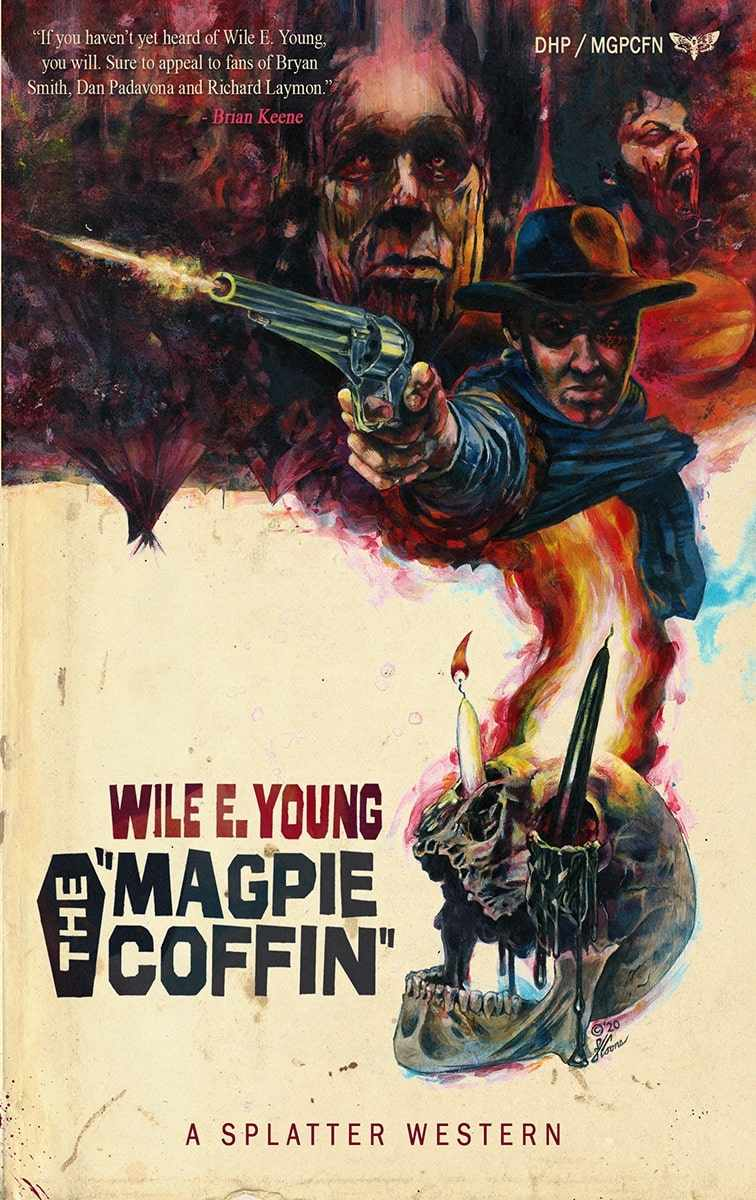 Book Review: THE MAGPIE COFFIN by Wile E. Young