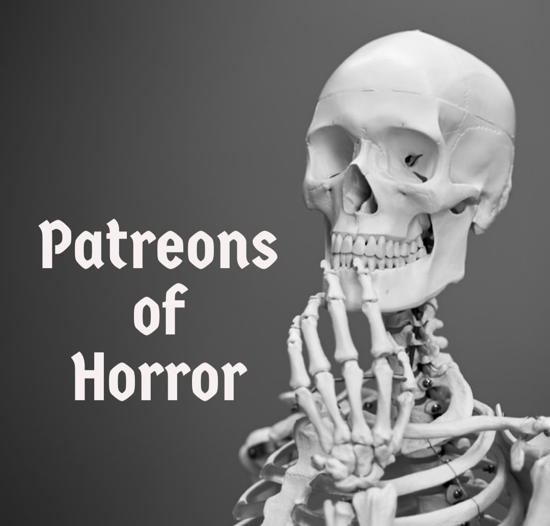 Patreons of Horror by The Book Dad