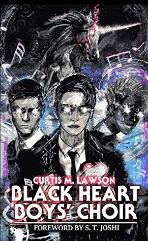 Kallie's Review: BLACK HEART BOY'S CHOIR by Curtis M. Lawson