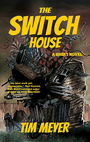 Cassie's review- The Switch House by Tim Meyer