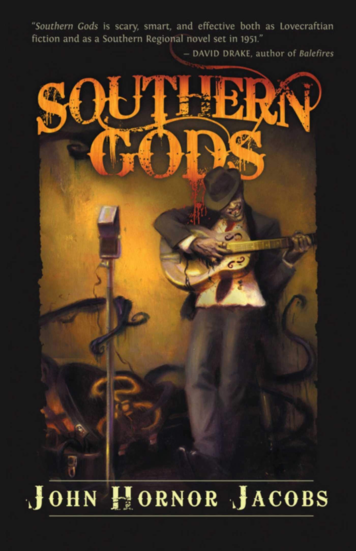 Kallie's Review of SOUTHERN GODS by John Hornor Jacobs