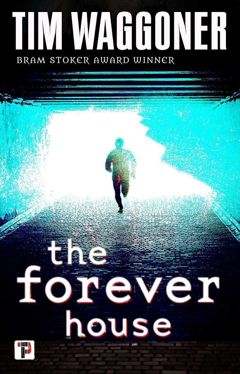 Side by Side Review: THE FOREVER HOUSE by Tim Waggoner