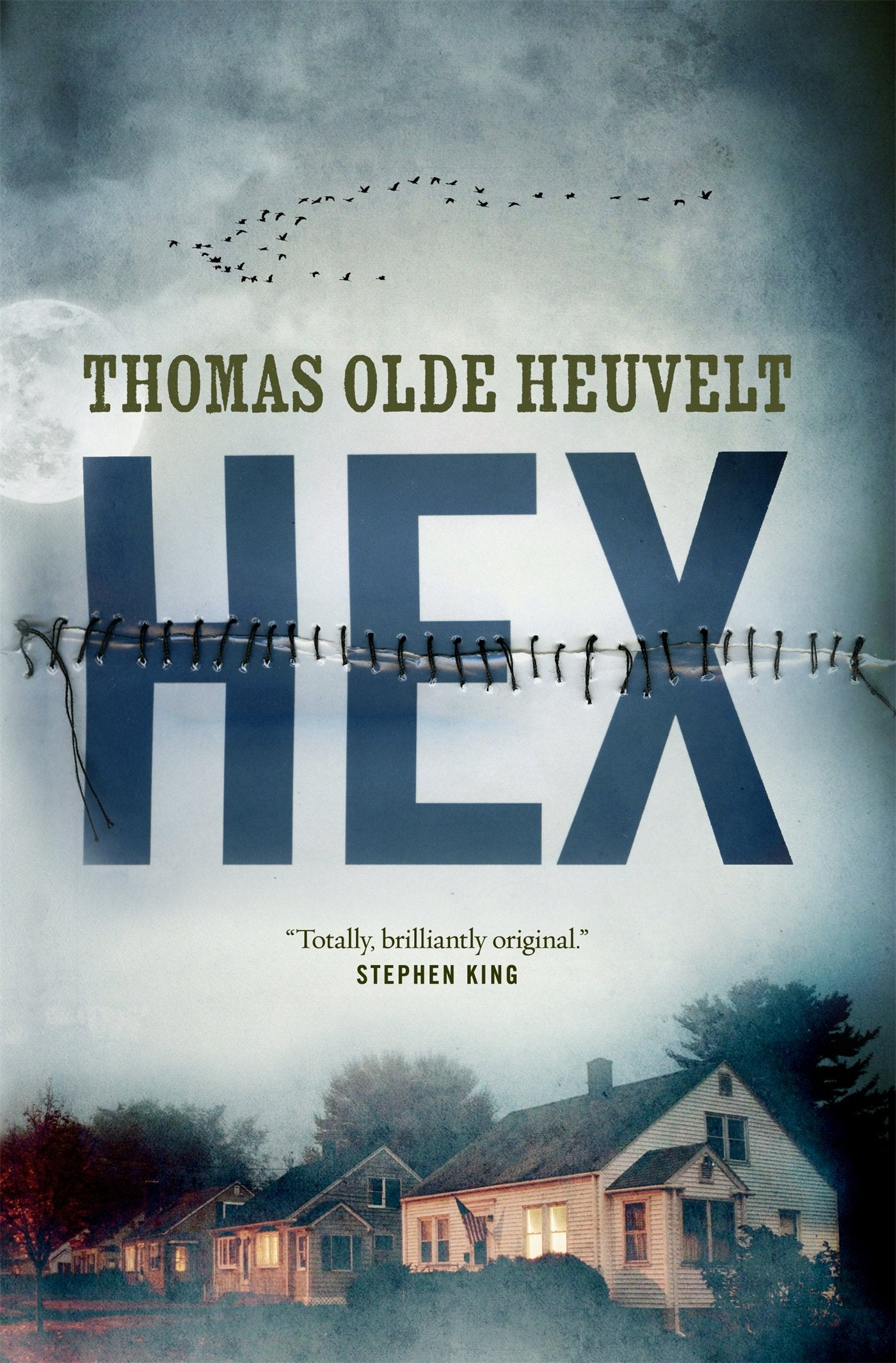 Kallie & Matt's Side By Side Review of HEX by Thomas Olde Heuvelt