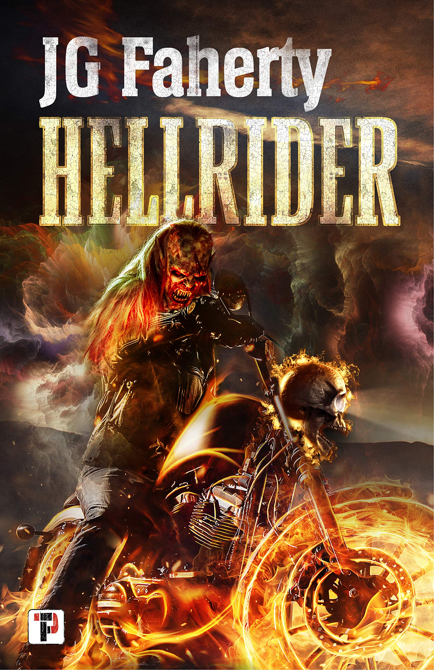John's Review of HELLRIDER by JG Faherty
