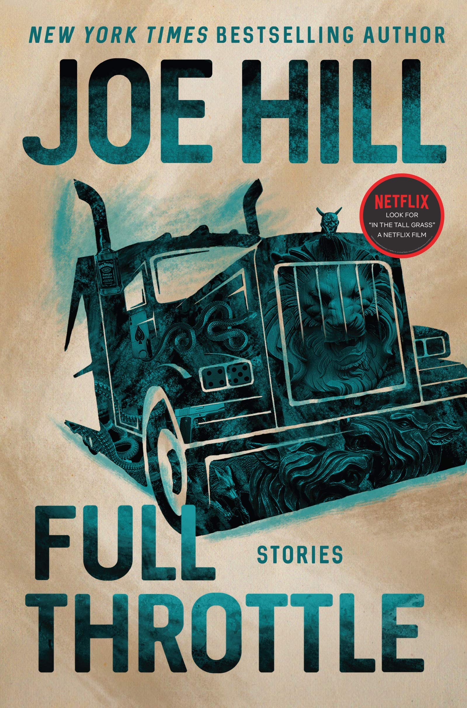 Tav's Review of FULL THROTTLE by Joe Hill