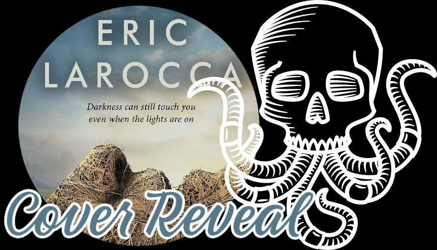 Cover Reveal: A BRIGHT ENCHANTED SUFFERING by Eric LaRocca