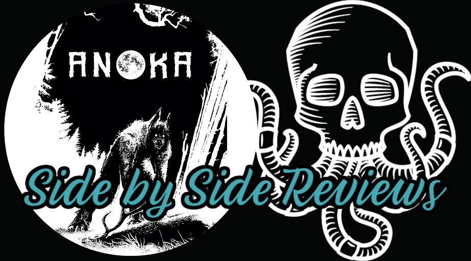 Side by Side Book Reviews: ANOKA by Shane Hawk