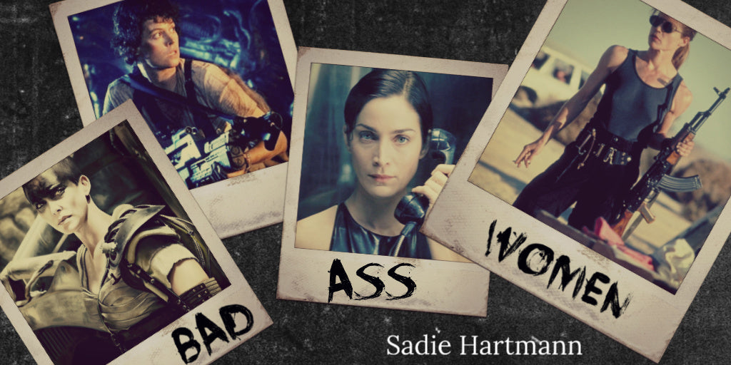 The Importance of Female Protagonists by Sadie Hartmann