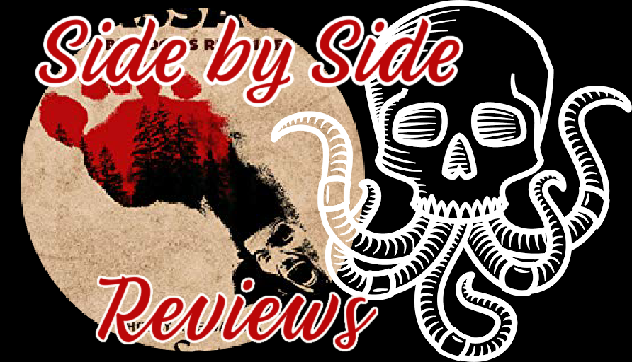 Side by Side Book Review: THE EASTON FALLS MASSACRE: Bigfoot's Revenge by Holly Rae Garcia & Ryan Prentice Garcia