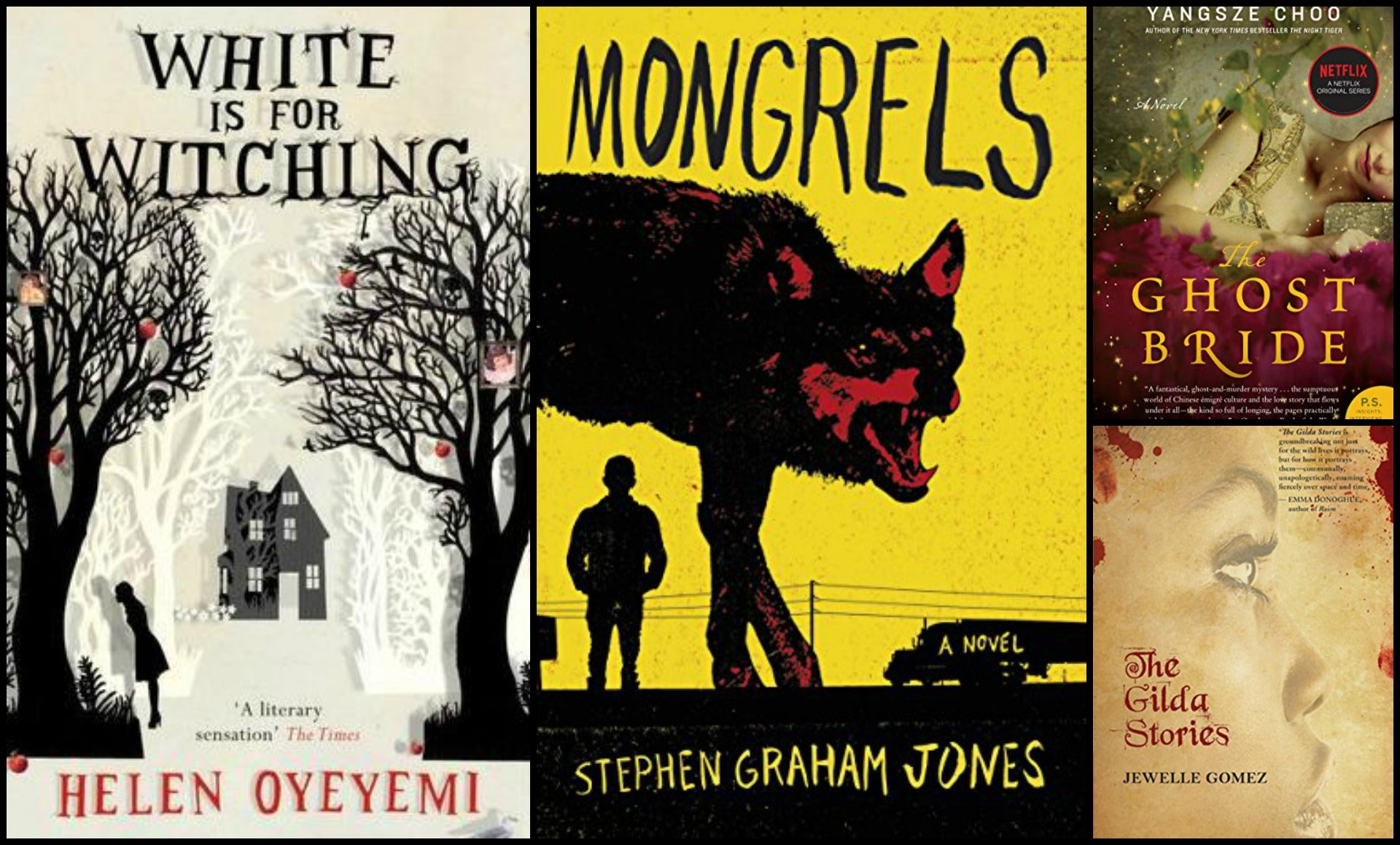 Guest Post: 4 Spine Chilling Coming-of-Age Novels by Horror Writers of Color