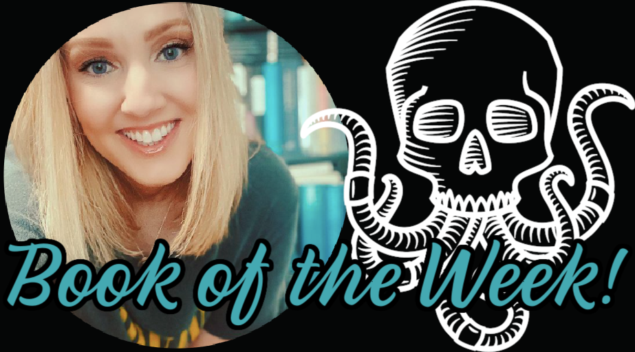 JANELLE'S HORROR  BOOK OF THE WEEK